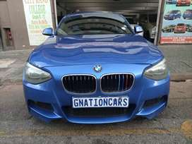 BMW 1 series 118i F20 Auto mperformance 2014 for SELL