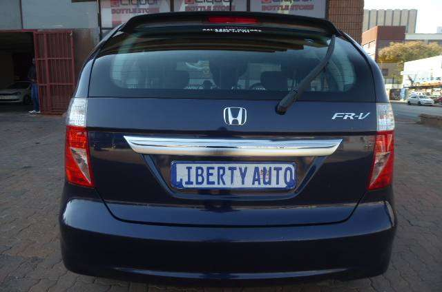 2008 #Honda #FRV 1.8 #i-VTEC #DOHC 6Seater #Hatch Manual, LIBERTY AUTO 0