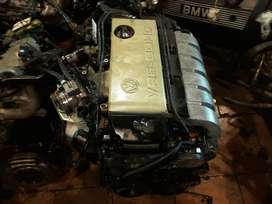 VR6 2.8 AAA ENGINE FOR SALE