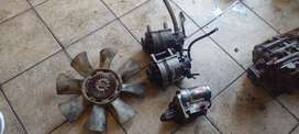 Kia k2700 Alternator, stater, and other parts