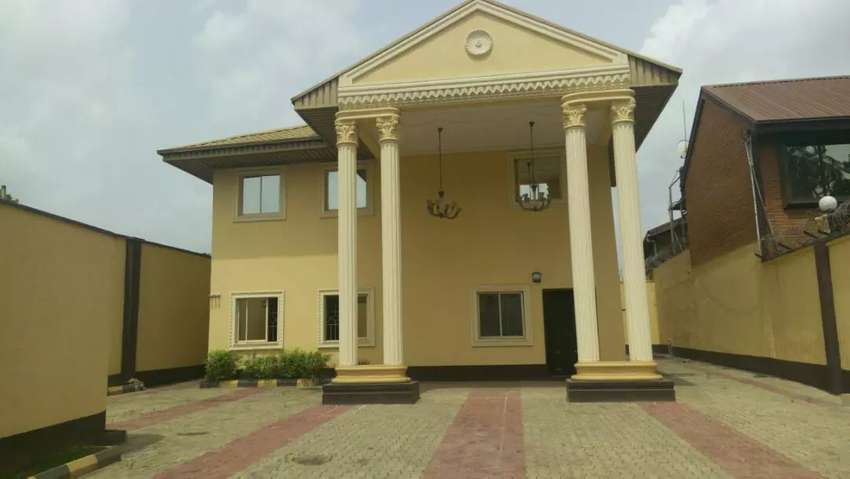 Fully detached 5 bedroom duplex at ikeja GRA 0