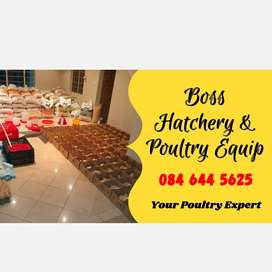 Boss Hatchery & Poultry Equip