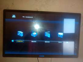 Smart TV (sunsign) + kwese Streaming decoder + wifi smart cloud camera