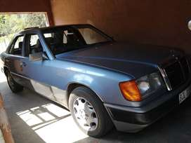 To swap for any car or bakkie 1990 Mercedes-Benz 230e manual 2.3