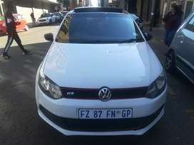 POLO GTI FOR SALE AT VERY LOW PRICE AUTOMATIC