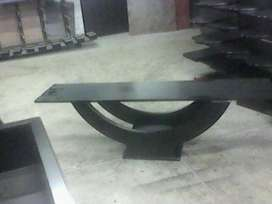 NICE STRONG TV STAND AND COFFE TABLE ON SALE CHEAP