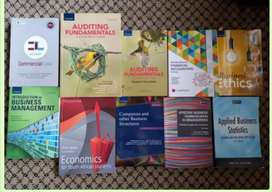 University Textbooks Accounting and Business