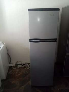 210 litres KIC Double Door Fridge Freezer