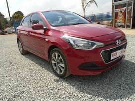 2016 Hyundai i20 grand 1.2 fluid with 68000km