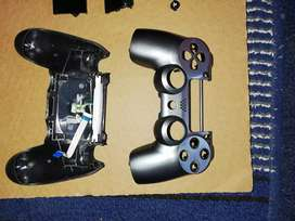 ps4 controller shell with extras.