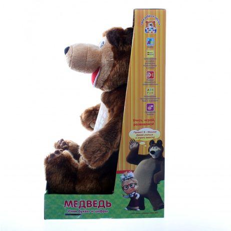 """Развивающая интерактивная мягкая игрушка """"Маша и медведь"""" Сумы - изображение 5"""