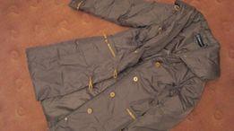 Куртка,пальто пуховик р.46