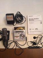 SONY Walkman MD LP zestaw recording