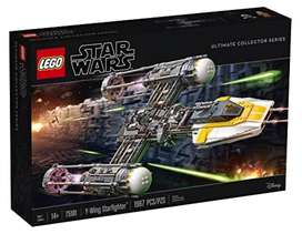 LEGO 75181 Star Wars Y-Wing Starfighter UCS. New and sealed.