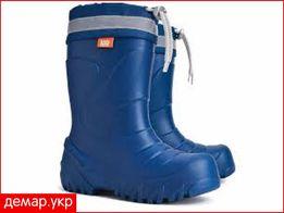 Утепленные резиновые сапоги Demar Mammut-S на Demar.shoes.kh.ua