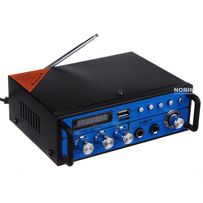 Ресивер усилитель звука SN-666UB UKC с функцией Bluetooth MP3 USB FM