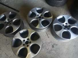 Golf 5 GTI Rims For Sale 18 Inch 5by 112