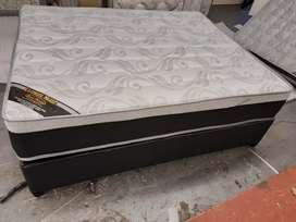 Brand new Queen Bed Jacquard