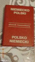 Słownik kieszonkowy do języka niemieckiego