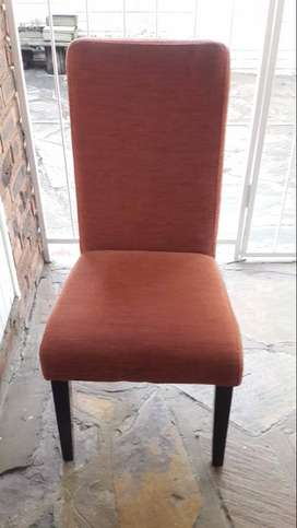 Dining room table chairs for sale 2500