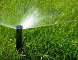 Landscaping and irrigation installation and repairs