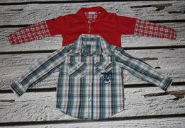 Sprzedam 4 koszule rozmiar 98/104 KappAhl, Next i H&M