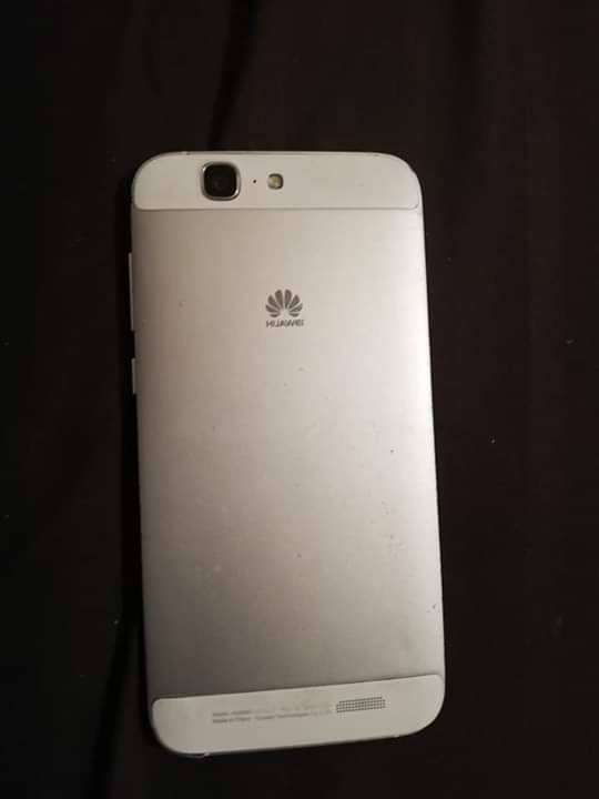 Dual core huawei g7 simple smartphone 0