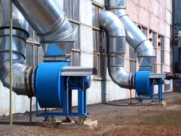 установка и обслуживание вентиляции