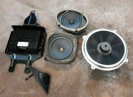 Комплект акустики Bose Mazda 6 GG 2003-2007. Разборка