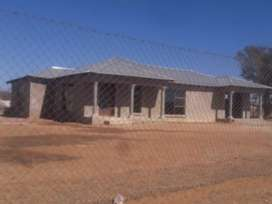 Brand new House including stand for Sale, R150 000,