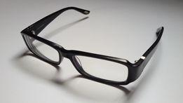 oprawki damskie Marc O'Polo okulary czarne czarny plastikowe