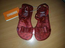 Gymboree новые босоножки сандали Джимбори Америка размер 7-8 (23-24)