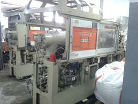 2 x Injection Moulding Machines for sale