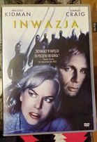 INWAZJA Daniel CRAIG Nicole KIDMAN film DVD 2007 r. lektor thriller sf