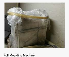 DOUGH ROLL MOULDER