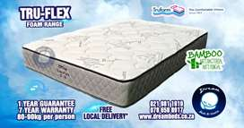 Bamboo Bed Mattresses with  FREE DELIVERY