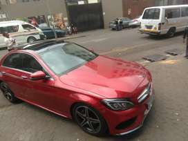 C- 200 AMG end edition 2016 Mercedes available now for sale don't mess