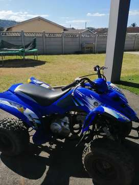 Yamaha Raptor 80 Good Condition