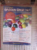 Воздушный шар падения сеть