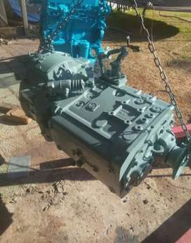 12Speed ZF GEARBOX