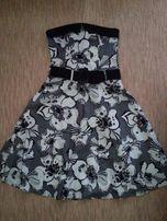 Wyprzedaż: Sukienka, komplet, spódnica z gorsetem BIALCON, r.40/L