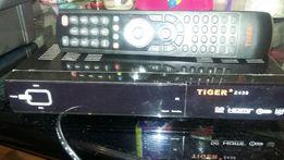Продам спутниковый тюнер Tiger Z430