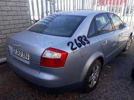 Audi A4 -05 1.9D Breaking for spares