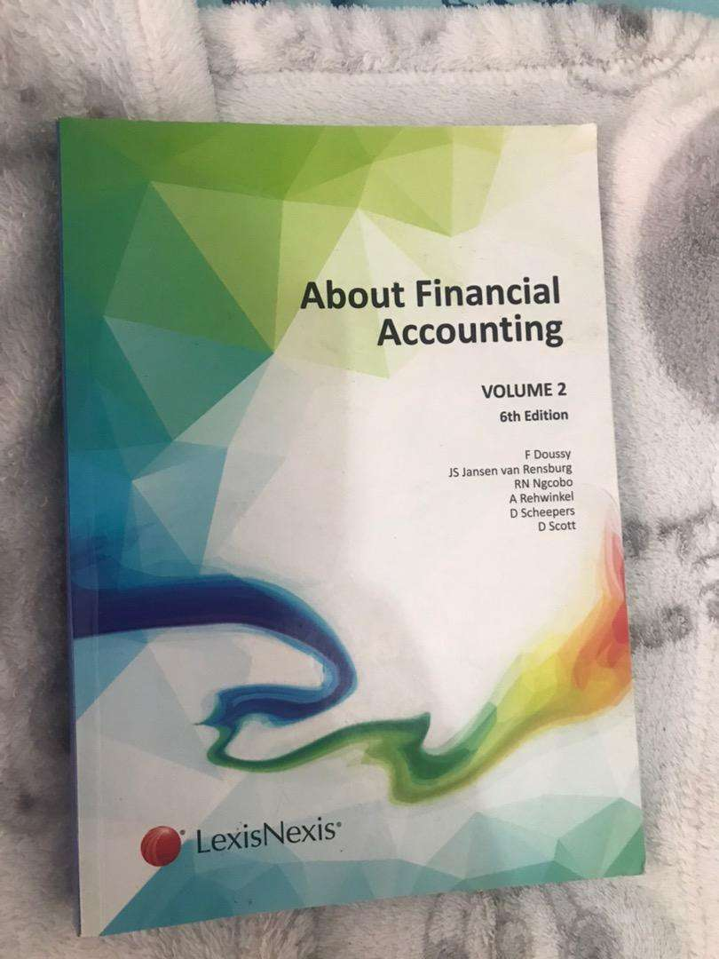 About Financial Accounting 0