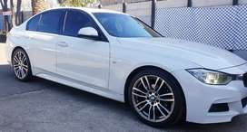 Bmw 320i M Sport Package f30 Auto sunroof R179000