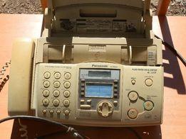 Факс американский панасоник под бумагу А4.б\у.в рабочем состоянии.