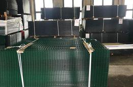 Panele Ogrodzenia panelowe KM fi 4mm, wysokość 123cm plus podmurówka