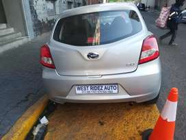 DATSUN GO FOR SALE AT VERY GOOD PRICE MANUAL