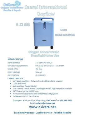 Oxygen Concentrator - OxyFlow 5
