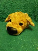 Продам мягкую игрушку собака с носиком.
